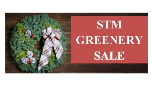 pta & pto fundraising - 2019 STM Greenery Sale