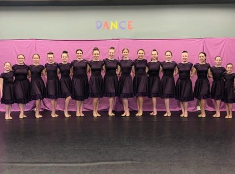 dance fundraising - Diamond Dance Centre
