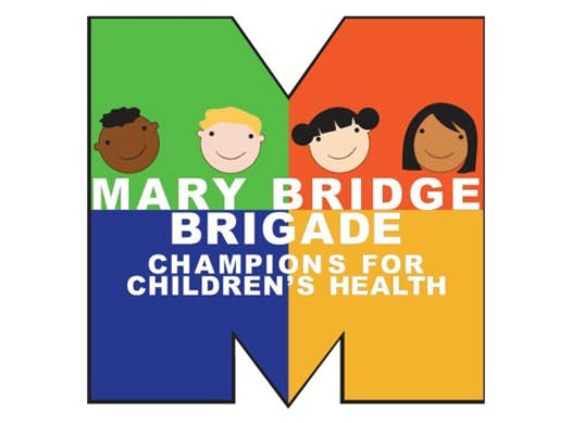 medical & healthcare fundraising - Mary Bridge Brigade 2019 Holiday Wreaths