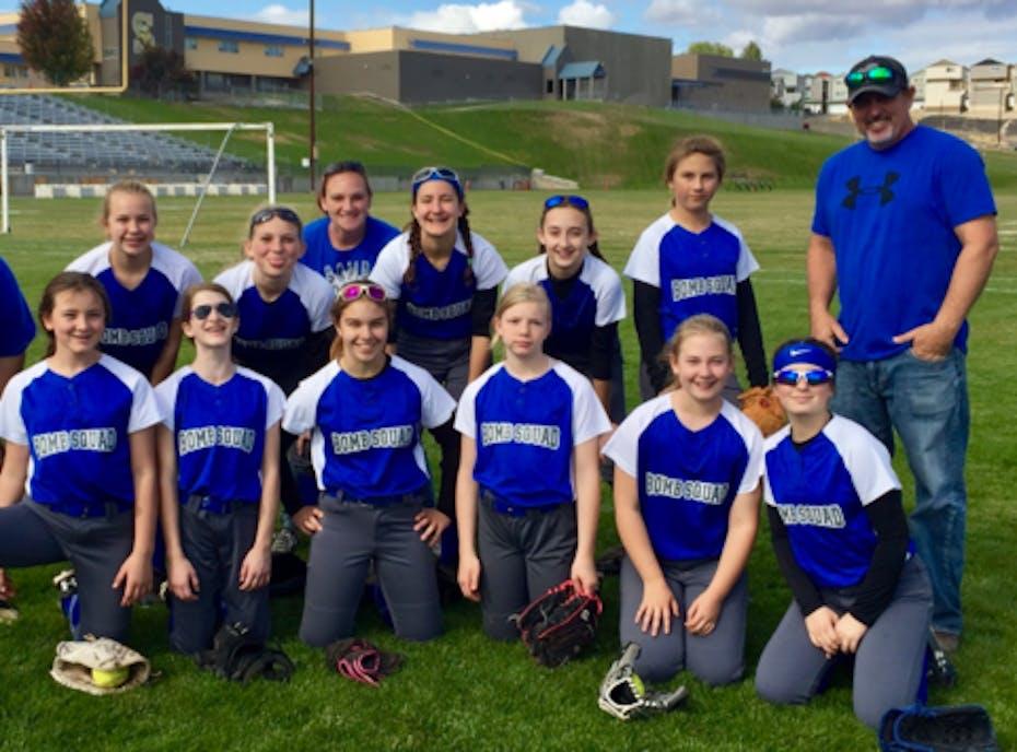 Team Bomb Squad - Softball
