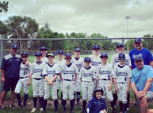 baseball fundraising - Gameday Royals