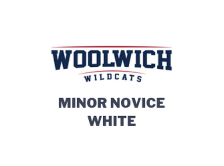 Woolwich Minor Novice White Hockey Team