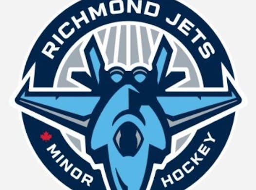 ice hockey fundraising - Richmond Jets Frostbite (AC5)