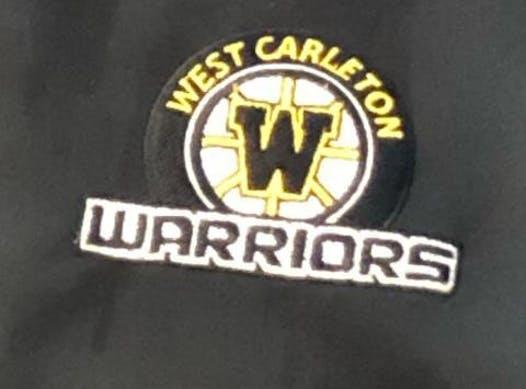 ice hockey fundraising - Warriors B1