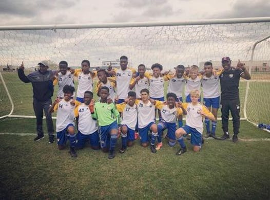 soccer fundraising - Impact boys 2005