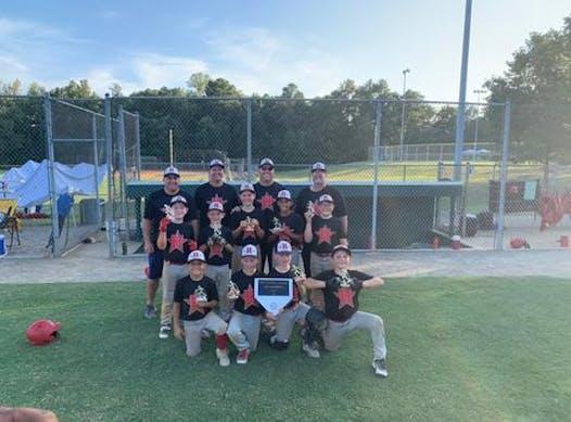 baseball fundraising - Hawks 10U
