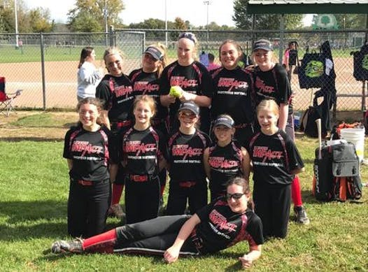 softball fundraising - Illinois Impact 14u - LG