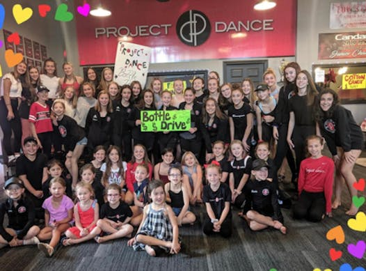 dance fundraising - Project Dance Competitive Group