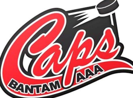 ice hockey fundraising - Fredericton Bantam AAA Caps