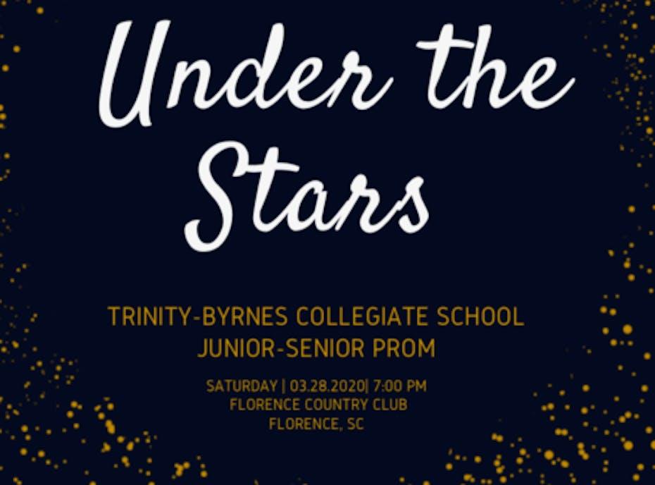 Trinity- Byrnes 2019-20 Prom