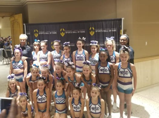 cheerleading fundraising - NorthStar Cheer