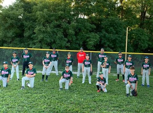 baseball fundraising - Richmond Hill 12U Minor Peewee