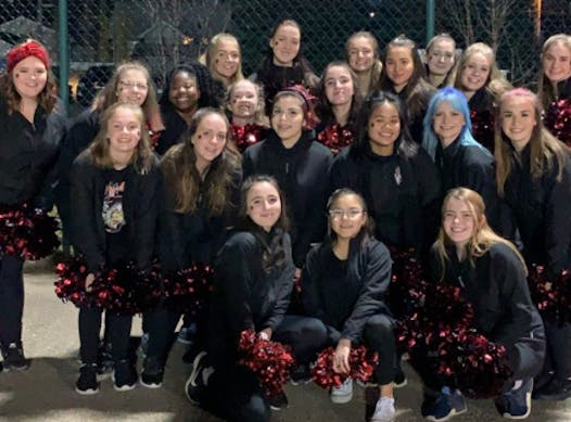 cheerleading fundraising - Jasper Place High School Cheer Team