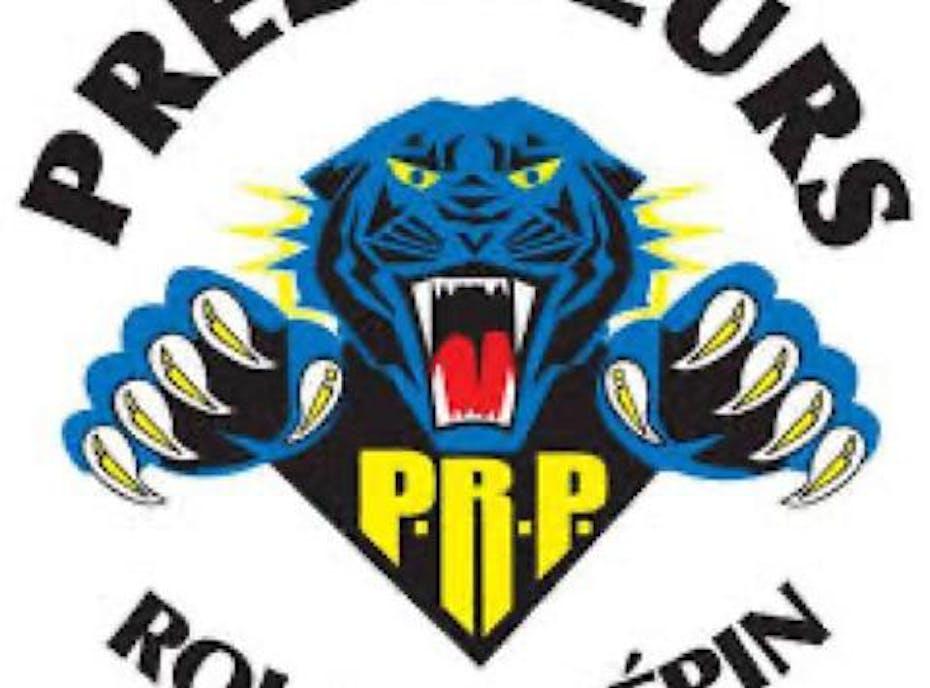 Équipe féminine hockey Prédateurs PRP