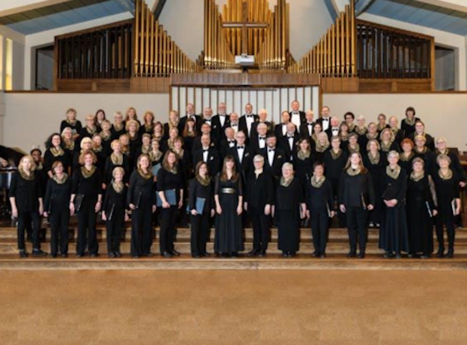 Canadian Centennial Choir  (CCC) - Ottawa