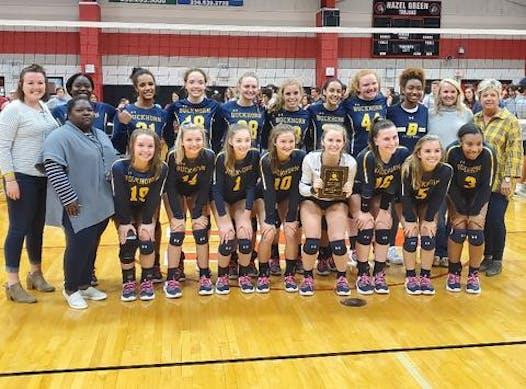 volleyball fundraising - Buckhorn High Volleyball