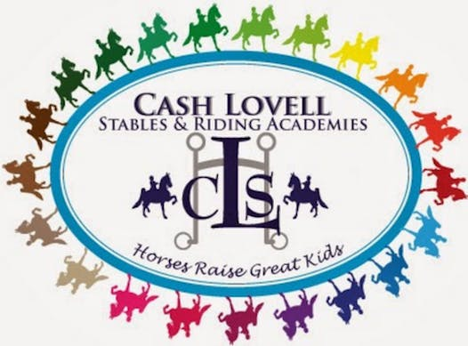 equestrian fundraising - Cash Lovell Stables Show Team