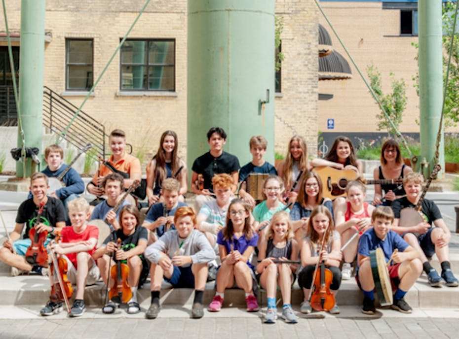 Center for Irish Music Youth Travel Fund