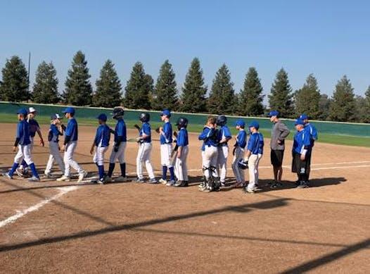 baseball fundraising - Blue Devils