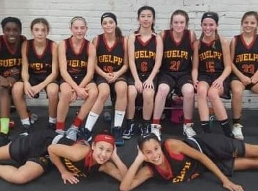 basketball fundraising - Guelph Junior Gryphons U14G