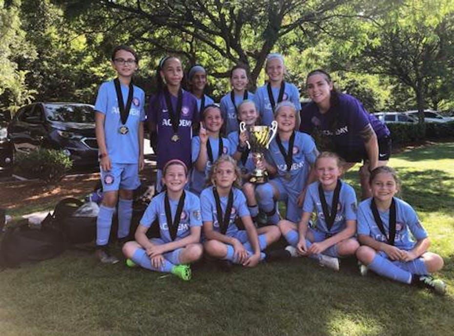 Soccer Chance Academy 09Girls