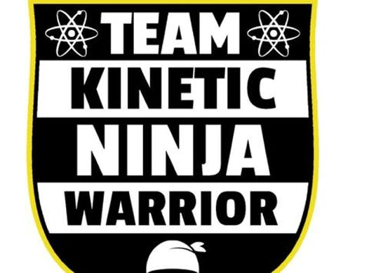 other sport fundraising - Team Kinetic Ninja Warrior Boosters