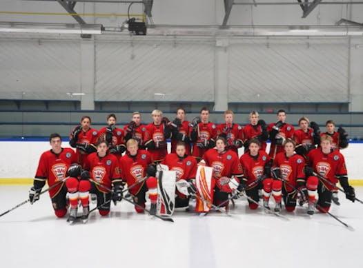 ice hockey fundraising - NWCAA Bantam AAA Flames