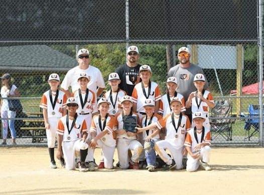 baseball fundraising - Baseball U PA 8-12U