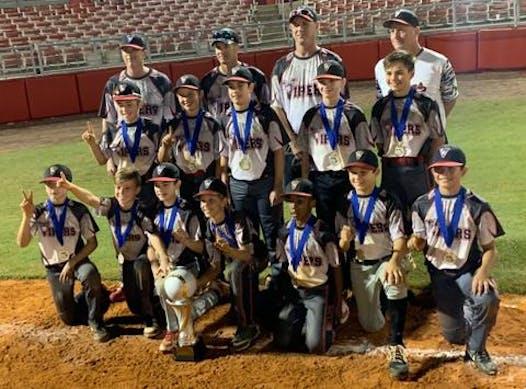 baseball fundraising - Keystone Vipers 12U