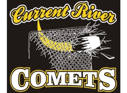 ice hockey fundraising - Current River Blazing Comets