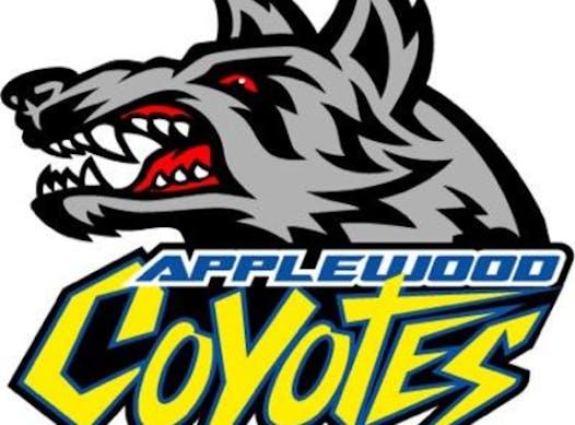 ice hockey fundraising - Applewood Coyotes