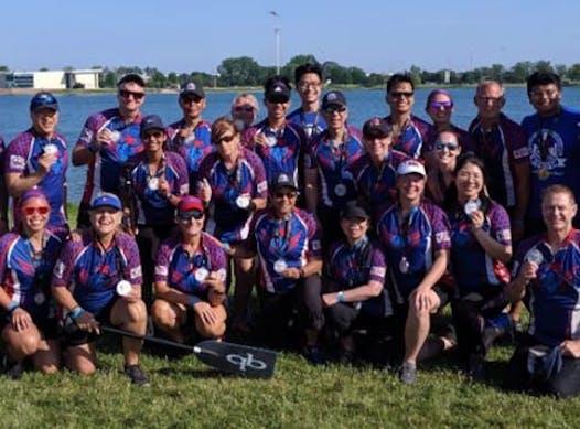 dragon boat fundraising - Greater Chicago Dragon Boat Club