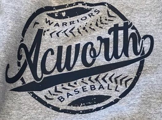 baseball fundraising - Warriors Baseball Academy