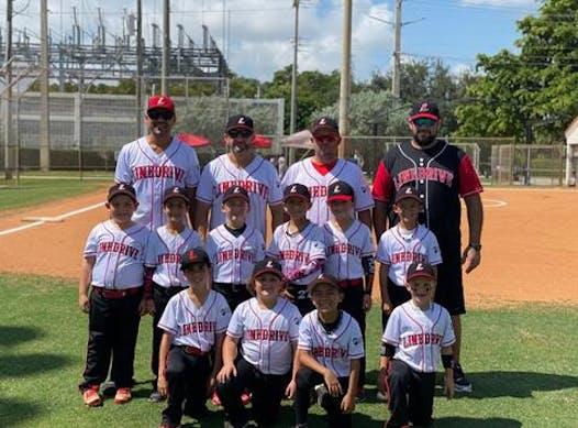 baseball fundraising - Linedrive Elite 7u