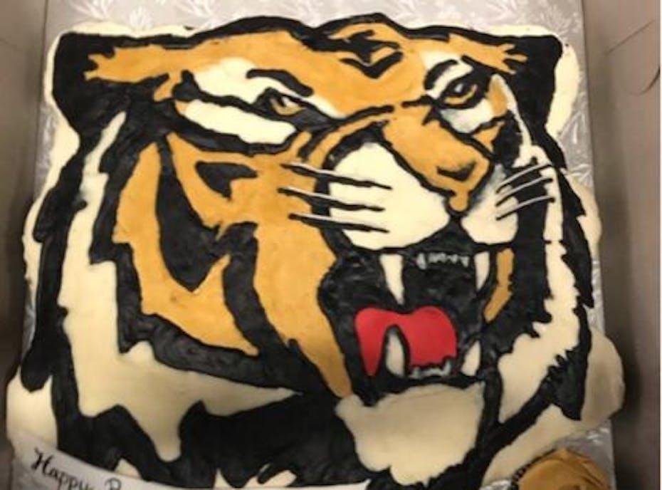 Peewee B Tigers