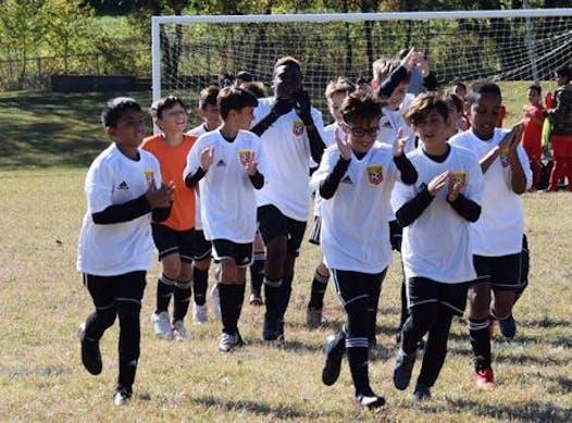 soccer fundraising - Johan Junior Soccer FS Academy 09