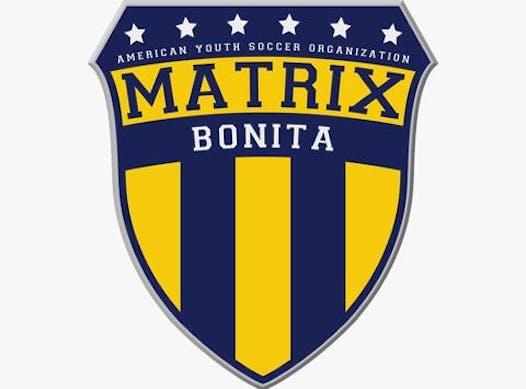 soccer fundraising - Bonita Matrix G2009