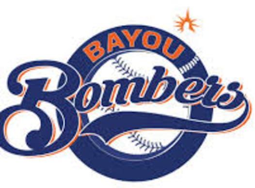 baseball fundraising - Bayou Bombers 20-21