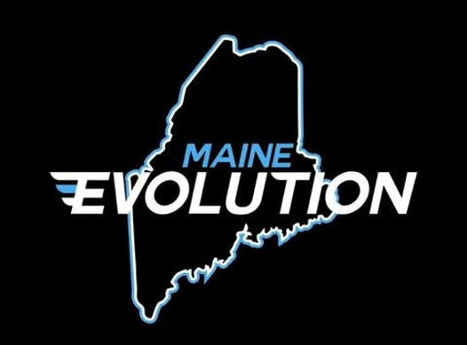 ice hockey fundraising - Maine Evolution