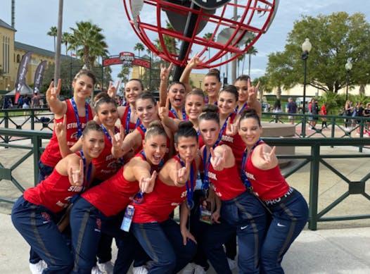 dance fundraising - Stony Brook Dance Team
