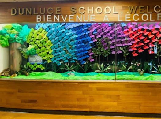elementary school fundraising - École Dunluce School