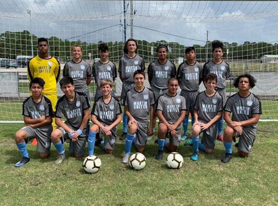 M.U. 2005 boys