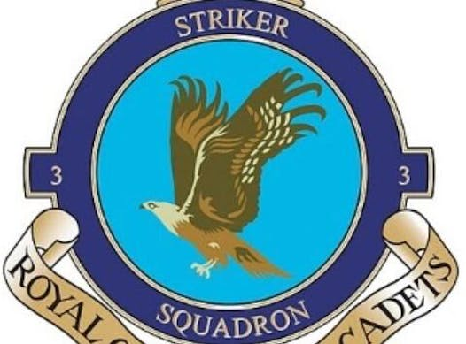 other organization or cause fundraising - 3 Striker Air Cadets