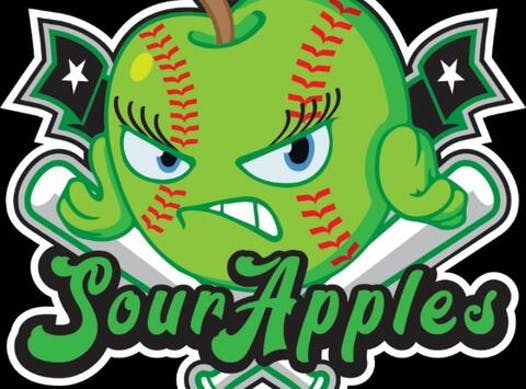 softball fundraising - Sour Apples