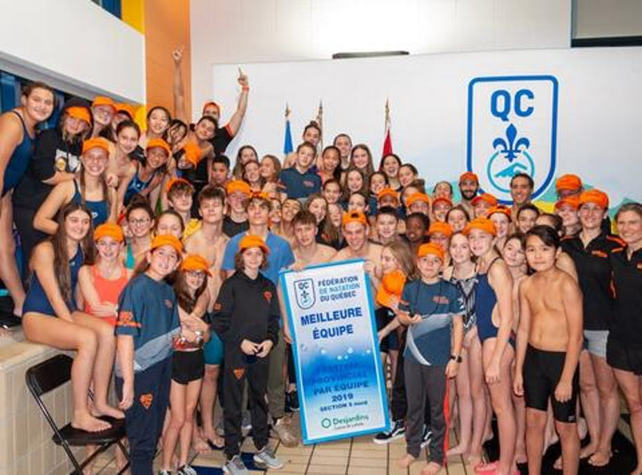 Dorval Swim Club