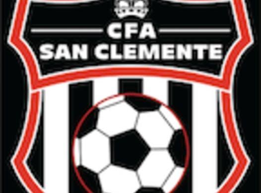 soccer fundraising - CFA G2010 Red