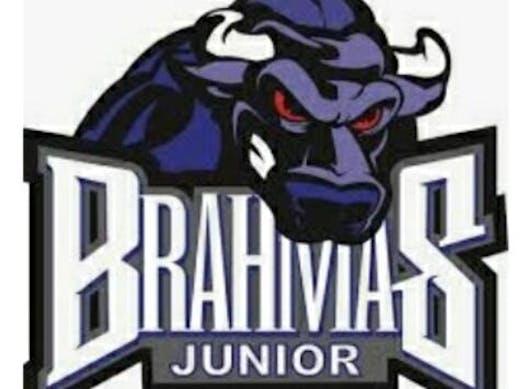 ice hockey fundraising - Texas Junior Brahmas 10u A