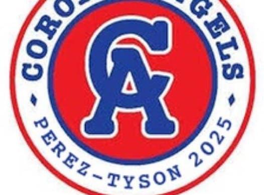 softball fundraising - Corona Angels Perez-Tyson 2025