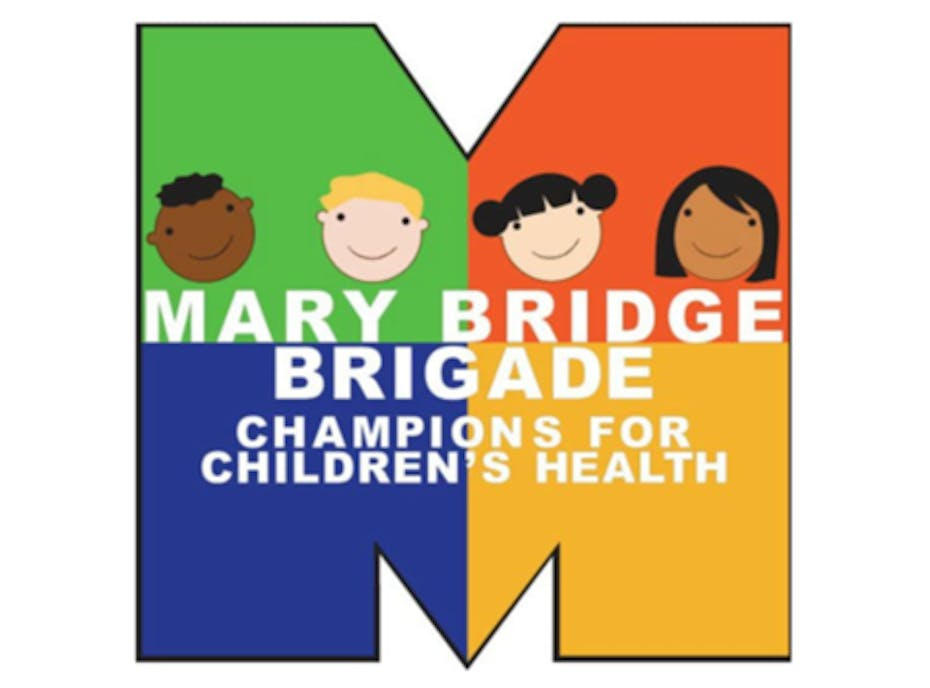 Mary Bridge Brigade 2020 Holiday Wreath