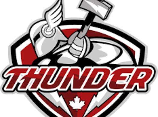 ice hockey fundraising - '08 Thunder Hockey